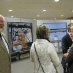 Ausstellung Infra-Serv